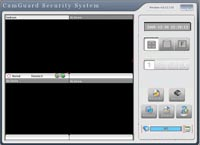 CamGuard Security System (4 Channels) screenshot